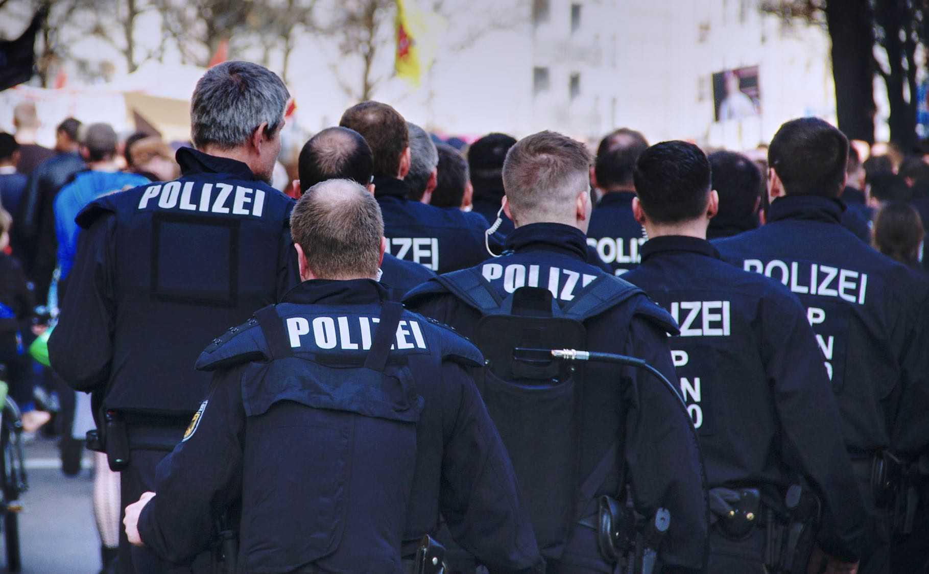 Polizei Polizisten Strafanzeige