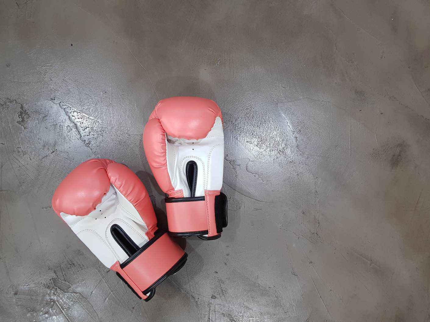 Boxhandschuhe Nebenklage