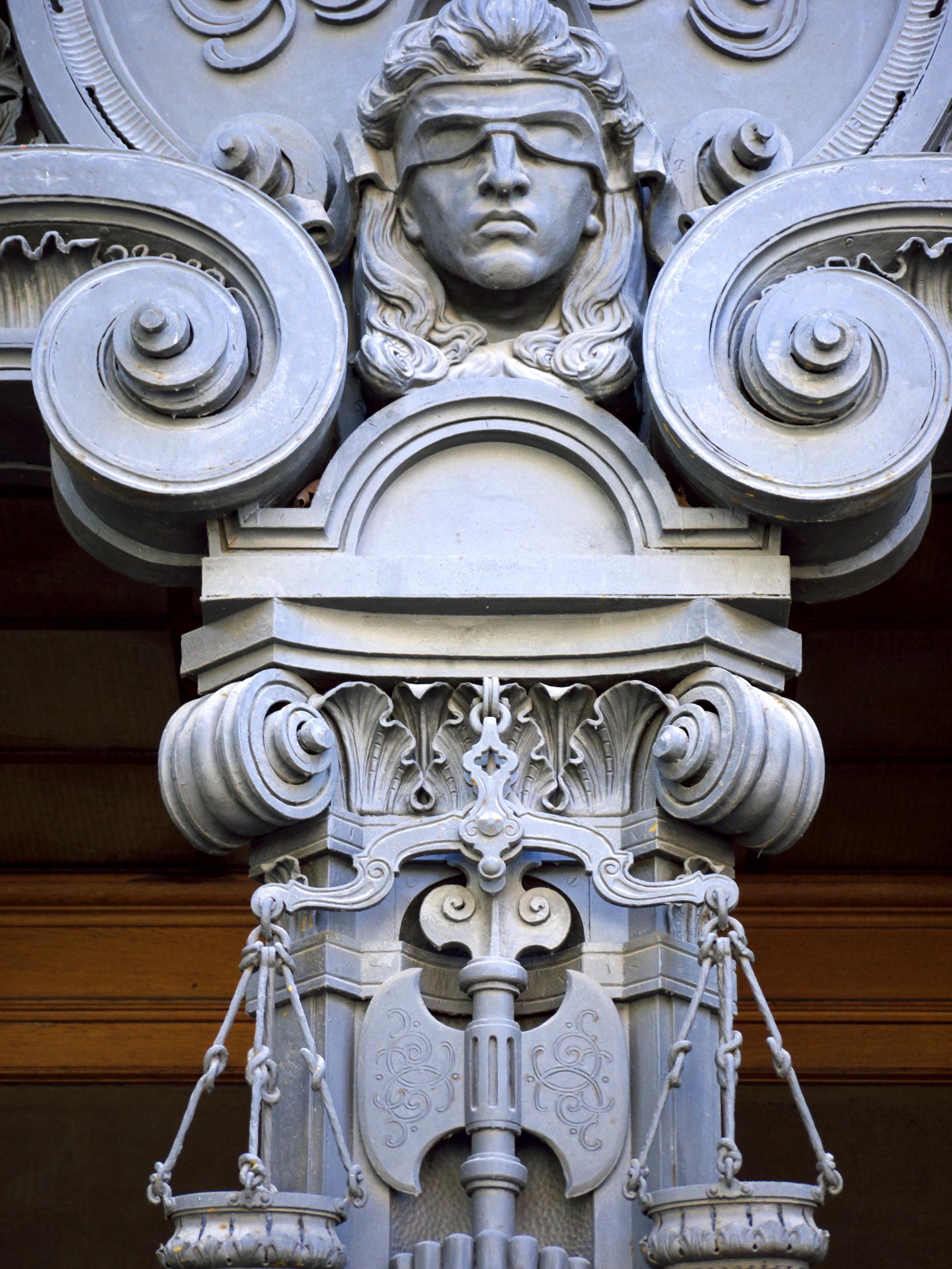 Detail Kriminalgericht Berlin Moabit